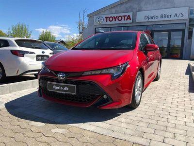 brugt Toyota Corolla 1,8 B/EL H3 Smartpakke E-CVT 122HK 5d 6g Aut.