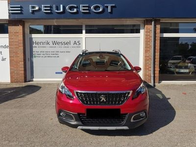 brugt Peugeot 2008 Desire Sky SDR BlueHDi100