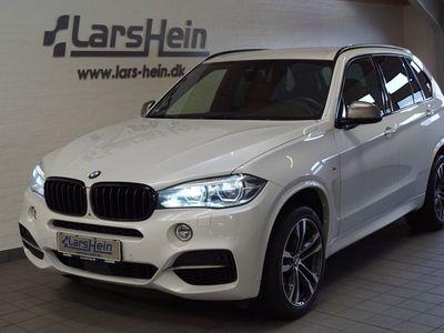 brugt BMW X5 3,0 M50d xDrive aut.