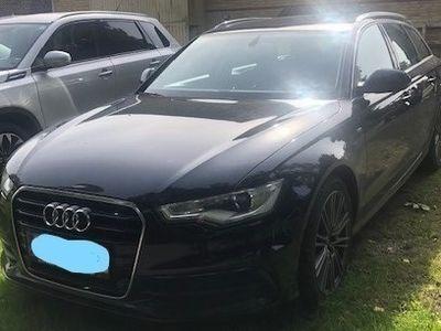 brugt Audi A6 AVANT 3.0 TDI 204 HK 5-dørs MULTITRONIC