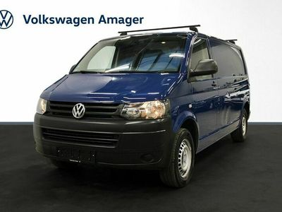 brugt VW Transporter 2,0 TDi 114 Kassev. lang BM