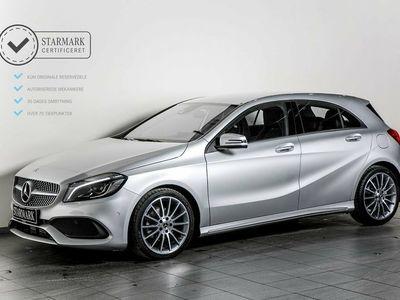 usado Mercedes A200 d 2,2 Edition aut.