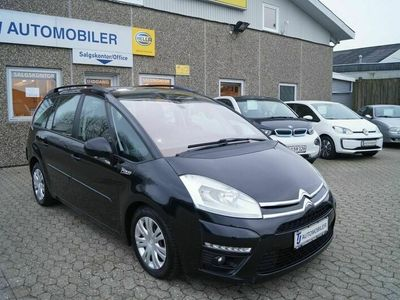 brugt Citroën Grand C4 Picasso 2,0 HDi 138 VTR E6G 7prs