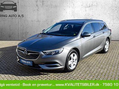 brugt Opel Insignia Sports Tourer 1,5 Turbo Enjoy Start/Stop 140HK Stc 6g - Personbil - gråmetal