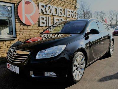 brugt Opel Insignia 2,0 CDTi 160 Edition ST