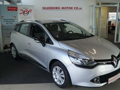 used Renault Clio IV 1,5 dCi 75 Expression ST