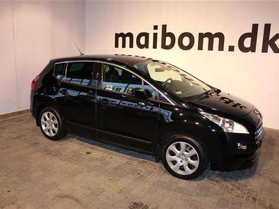 brugt Peugeot 3008 1,6 Premium 120HK