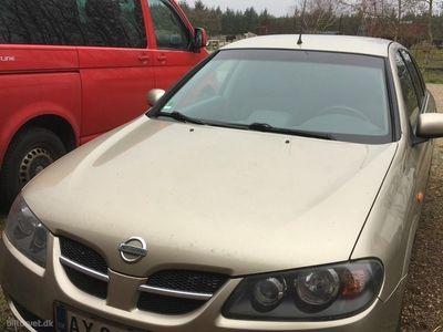 second-hand Nissan Almera 1,5 Acenta 98HK 5d