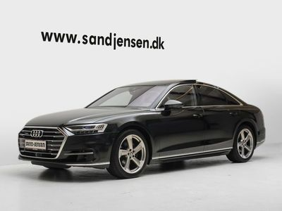 brugt Audi A8 50 TDi quattro Tiptr.