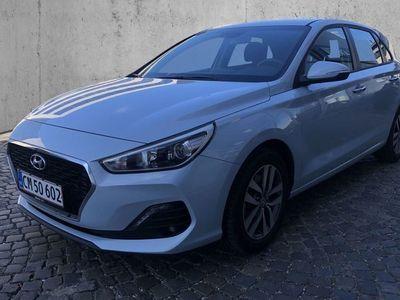 brugt Hyundai i30 1,0 T-GDI Trend 120HK 5d 6g