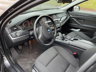 brugt BMW 520 5 SERIE D