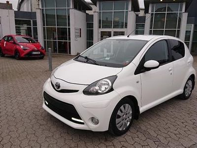 usata Toyota Aygo 1,0 VVT-I T2 Air Connect 68HK 5d