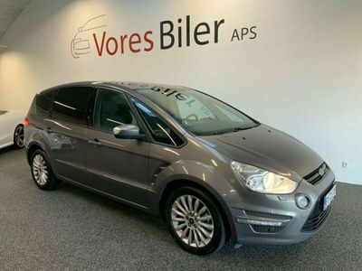 brugt Ford S-MAX 2,0 TDCi 163 Collection aut.