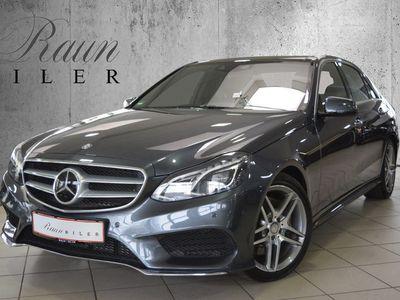 used Mercedes E350 4M Amg-Line