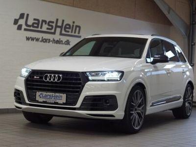 brugt Audi SQ7 TDi quattro Tiptr.