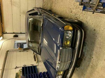 brugt Mercedes 240 W123diesel