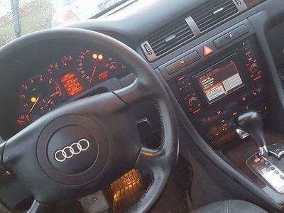 brugt Audi A6 UOPLYST