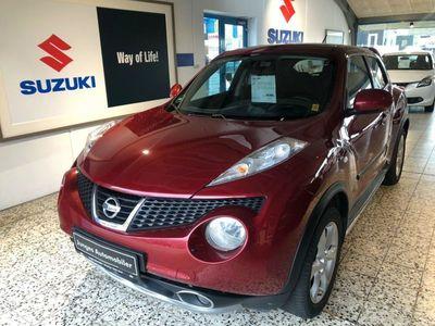 brugt Nissan Juke 1,6 Acenta CVT