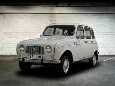 brugt Renault R4 Renault 4 L