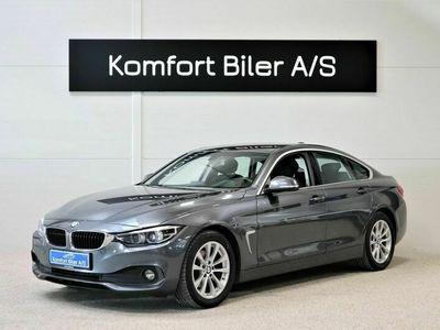 brugt BMW 420 Gran Coupé d aut. 2,0