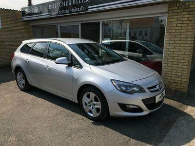 käytetty Opel Astra 6 CDTi 110 Enjoy ST eco