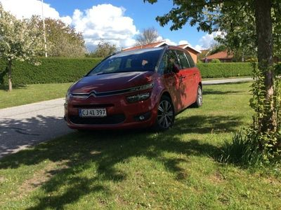 usado Citroën Grand C4 Picasso 2,0 Blue HDi Intensive EAT6 150HK 6g Aut.
