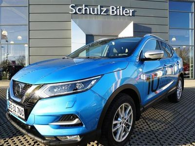 second-hand Nissan Qashqai 1,2 Dig-T Visia Safety 115HK 5d
