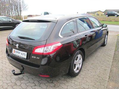 brugt Peugeot 508 SW 2,0 HDI Allure 140HK Stc 6g