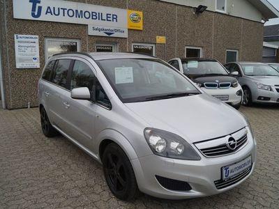 brugt Opel Zafira 1,7 CDTi 125 Limited Edition