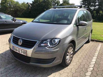 usado VW Touran 1,4 TSI Trendline 140HK 6g