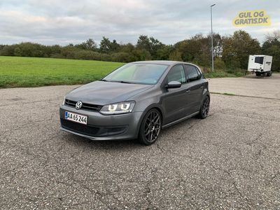 brugt VW Polo 1.6 TDI