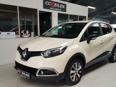 used Renault Captur 1,5 dCi 90 Dynamique EDC