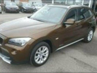 brugt BMW X1 2,0 xDrive18d aut. Van