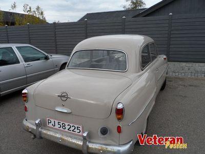 käytetty Opel Olympia rekord