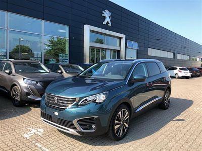 brugt Peugeot 5008 1,5 BlueHDi Allure LTD EAT8 130HK 8g Aut.