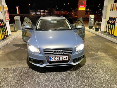 brugt Audi A4 AVANT 2,0 TDI AUT.