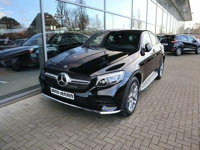 gebraucht Mercedes GLC300 2,0 Coupé aut. 4-M