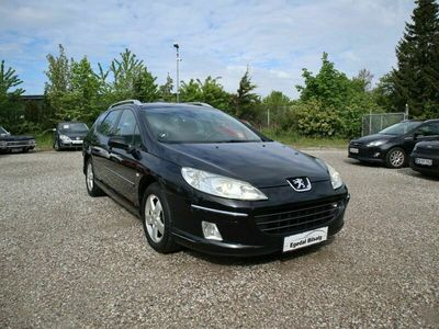 brugt Peugeot 407 1,6 HDi Performance SW