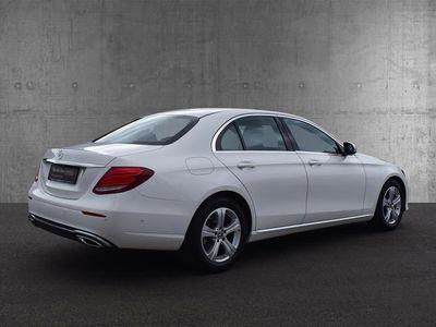 brugt Mercedes E220 2,0 D 9G-Tronic 194HK 9g Aut. A+