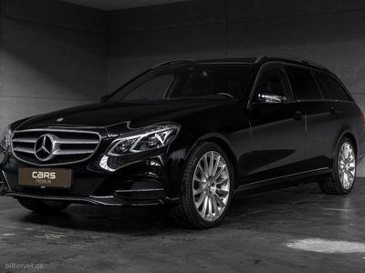 used Mercedes E220 2 CDI Avantgarde 170HK Stc Aut.