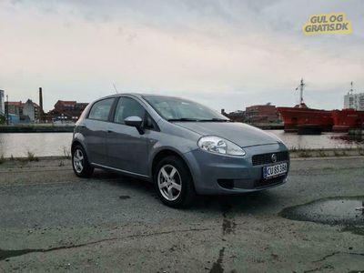 brugt Fiat Grande Punto 1.4 Benzin