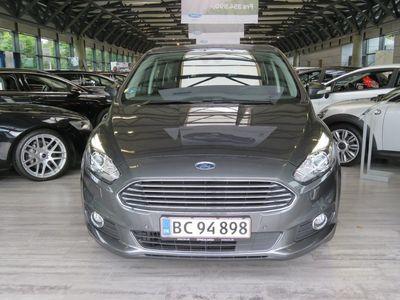 brugt Ford S-MAX 1,5 SCTi 160 Titanium 7prs