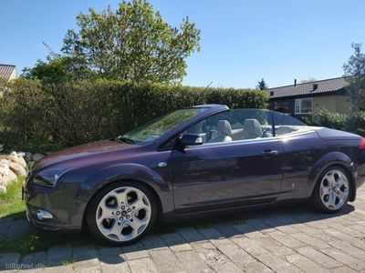 brugt Ford Focus Cabriolet 2,0 Titanium 145HK