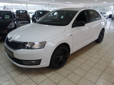 used Skoda Rapid 1,2 TSI Ambition 105HK 5d