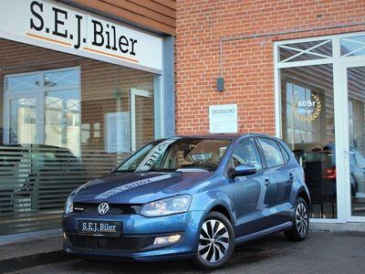 brugt VW Polo 1,0 TSi BlueMotion 95HK 5d