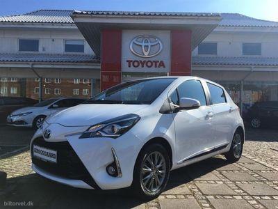 used Toyota Yaris 1,0 VVT-I T2 Premium 69HK 5d