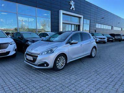 brugt Peugeot 208 1,6 BlueHDi Allure sky 100HK 5d