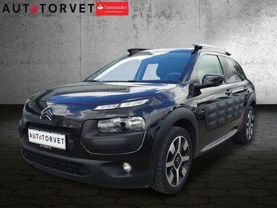 brugt Citroën C4 Cactus 1,6 BlueHDi 100 Challenge Van