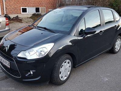 brugt Citroën C3 1,6 e-HDi Seduction 90HK 5d