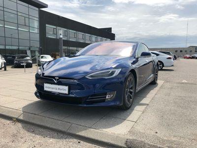 brugt Tesla Model S P100D el EL AWD 598HK 5d Aut.